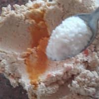 Cordon bleu soja y fideos de batata paso 8