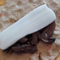 Cordon bleu soja y fideos de batata paso 10