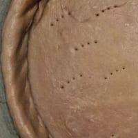 calabaza y setas de miel Cake paso 5