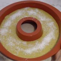 El buñuelo con coco y menta gluten paso 5