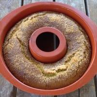 El buñuelo con coco y menta gluten paso 6
