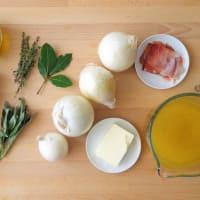 sopa de cebolla paso 2