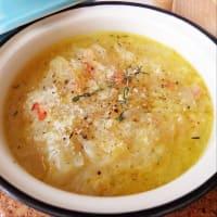 sopa de cebolla paso 3