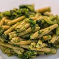 Caserecce integrali con erbette e zucchine step 3