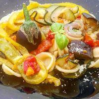 Orecchiette con verduras