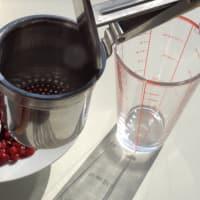 El jugo de granada hecha en casa paso 5
