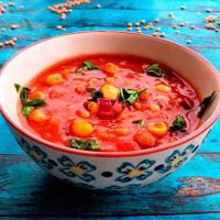 lenticchie rosse speziate