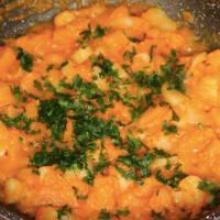 Cannelloni alla Zucca e Topinambur step 3