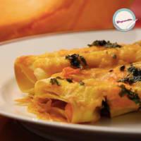 Cannelloni alla Zucca e Topinambur step 7
