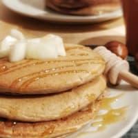 Pancakes alle castagne e vaniglia step 8