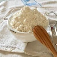 panqueques de trigo paso 1