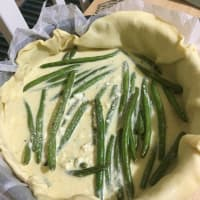 tarta rústica curry vegetariano paso 5