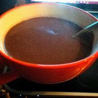 El chocolate caliente libre de gluten y libre de culpa (o casi)
