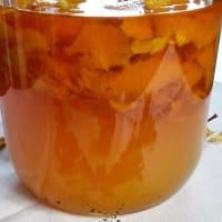 Licor de naranja paso 4