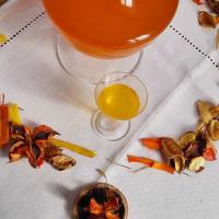 Licor de naranja paso 5