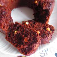 Triple Chocolate Donut (esponjoso y sin mantequilla)