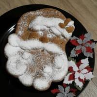 Pastel de Santa Claus