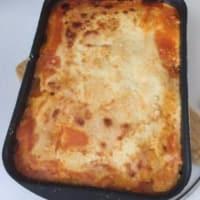 Parmigiana rich in Zucchini