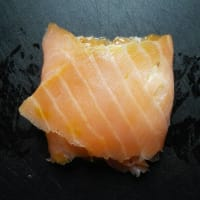 Saccottini de salmón ahumado paso 5