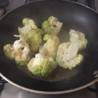 Orata al cartoccio con insalata di agrumi calda step 7