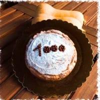 Pastel de calabaza 1000