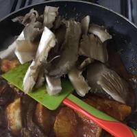 Padellata corazón de ternera con naranjas y curry tailandés paso 5