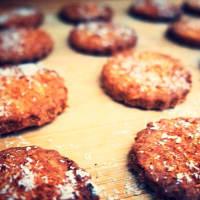 Biscotti al cocco vegan step 5