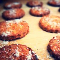 Biscotti al cocco vegan step 3