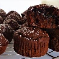 Muffin Al Cioccolato Veggie