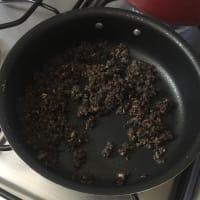 Testacoda di salmone con patate novelle e funghi al gratin senza pane step 2