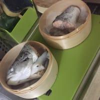 Testacoda di salmone con patate novelle e funghi al gratin senza pane step 8