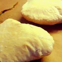 pan de pita o pan árabe paso 3