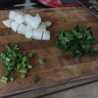 Una cena sabrosa vegana paso 5