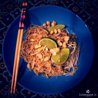 Pad Thai Vegan