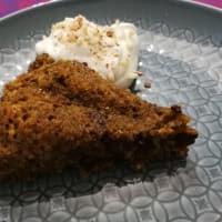 pastel de naranja tenerina paso 1
