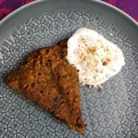 pastel de naranja tenerina paso 6