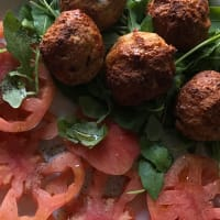 Light tuna meatballs
