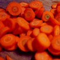 Fusilli integrali con pesto di carote e noci step 1