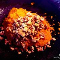 Fusilli integrali con pesto di carote e noci step 3