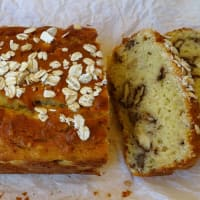 Plumcake Oats And Nuts