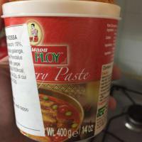Red curry tailandés paso 5