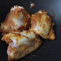 Red curry tailandés paso 8
