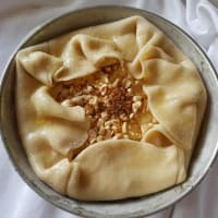 Tarta de manzana y canela paso 7