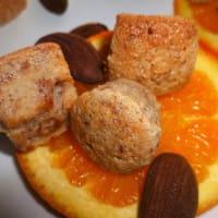 Naranja de Almendra Biscotti
