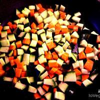 Panzerotti di verdure al forno step 2