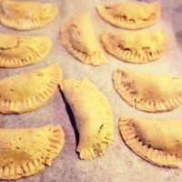 Panzerotti di verdure al forno step 3
