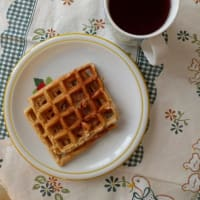 Waffle clean eating