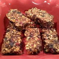 Fruit mix bars