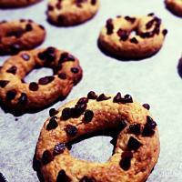Ciambelline con gocce di cioccolato vegan step 4