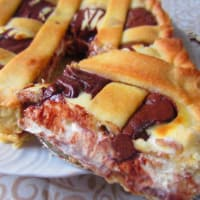 Crostata Mascarpone E Nutella